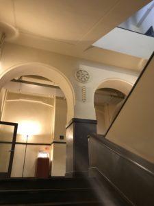 ミュージーアム階段